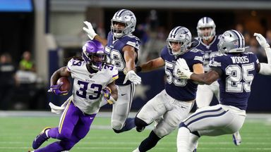 Vikings 28-24 Cowboys