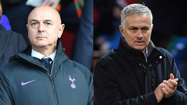 'Mourinho and Levy are the odd couple'