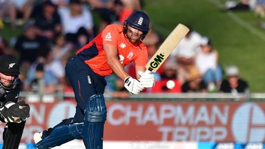 NZ vs England: 4th T20I highlights