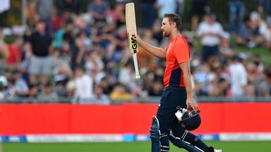 Marvellous Malan motors to ton