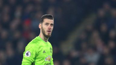 De Gea demands more from Man Utd