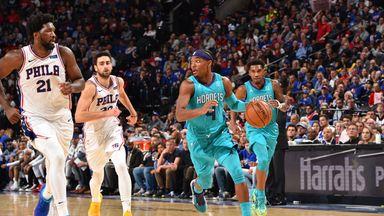 NBA Wk3: Hornets 106-114 76ers