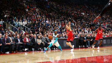 NBA Wk5: Hornets 96-132 Raptors