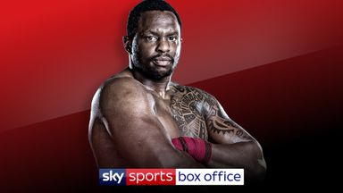 Whyte: I can't wait to fight Wach!