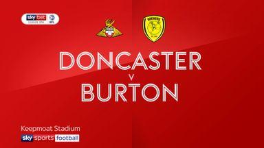 Doncaster 2-2 Burton