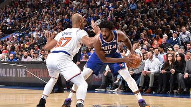 NBA Wk5: Knicks 104-109 76ers