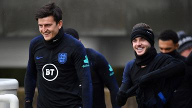 Maguire: No club cliques with England