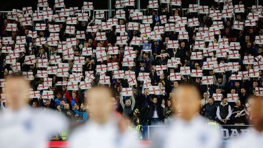 'Reception from Kosovo fans was special'