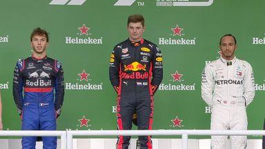 Brazil GP: Top 3