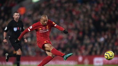 Klopp: We can cope without Fabinho