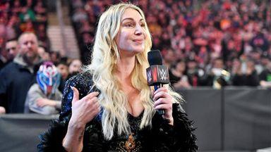 Charlotte Flair to lead Team Raw