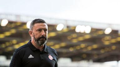 McInnes: Aberdeen need fans' support