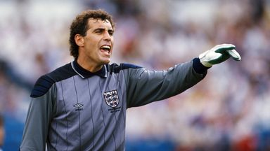 Shilton: 1,000th game a special occasion