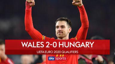 Wales 2-0 Hungary