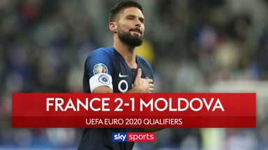 Giroud wins it after night of howlers