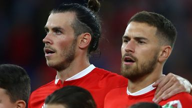 Giggs: Bale and Ramsey ready to start
