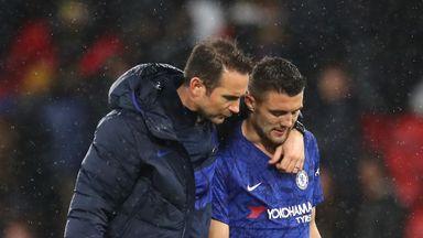 'Lampard's man management is key'