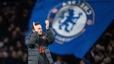 Lampard: Disappointed not to win thriller