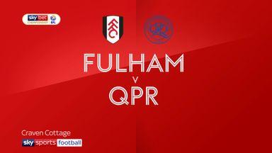 Fulham 2-1 QPR