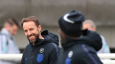 Southgate: I love all my players