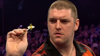 Gurney hits 161 checkout