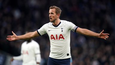 Redknapp: Kane will want to win trophies