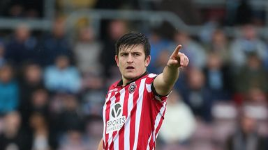 Maguire: Sheff Utd showed faith in me