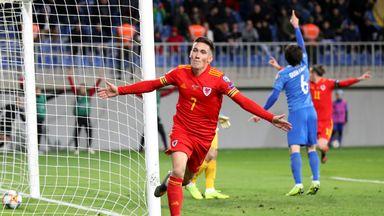 Azerbaijan 0-2 Wales