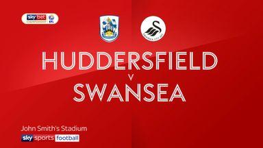 Huddersfield 1-1 Swansea