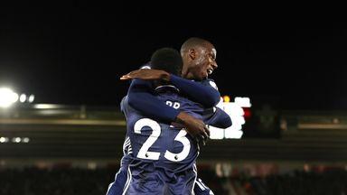HT Southampton 0-1 Watford
