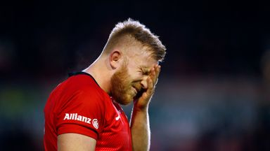 'Emotional turmoil for Saracens players'