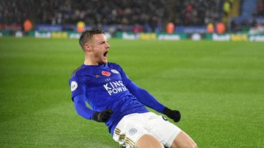 Chilwell: Vardy quiet on England return