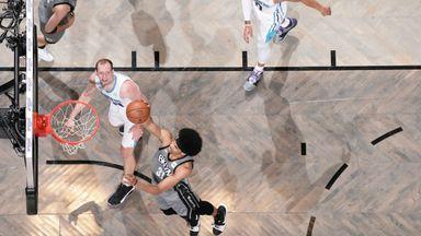 NBA Wk5: Hornets 91-101 Nets