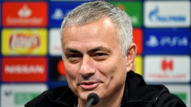 Jose's best presser moments!
