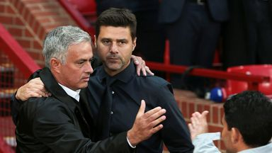 Jose: Spurs will always be Poch's home