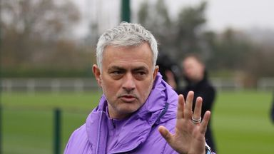 'Jose's new ideas will take time'