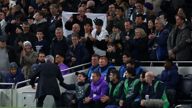 Mourinho praises 'very good' ballboy
