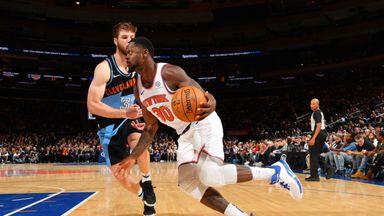NBA Wk5: Cavaliers 105-123 Knicks