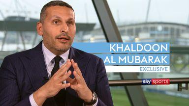 Mubarak exclusive: The value of Man City