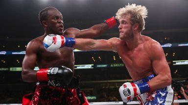 Highlights: KSI wins Logan Paul rematch