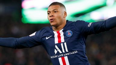 Mbappe outlines career targets
