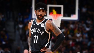 Will the Nets cope without Kyrie?