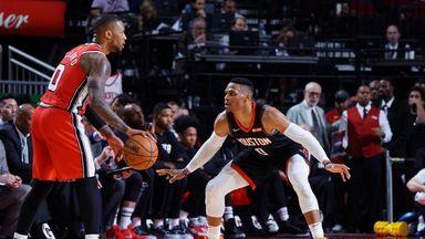 NBA Wk5: Trail Blazers 108-132 Rockets
