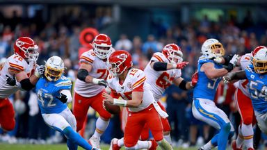 Chiefs 24-17 Chargers