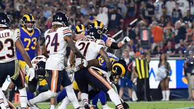 Bears 7-17 Rams