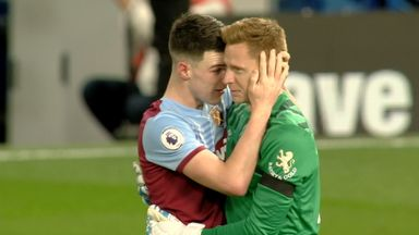 Martin in tears after West Ham debut
