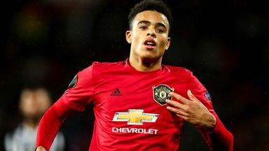 Ole: Greenwood finishing like Van Persie