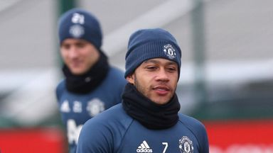 Depay was 'too young' for Man Utd