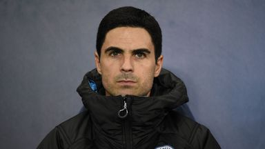 Smith: Arteta my choice to replace Emery