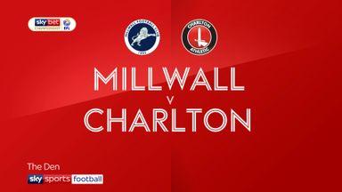Millwall 2-1 Charlton